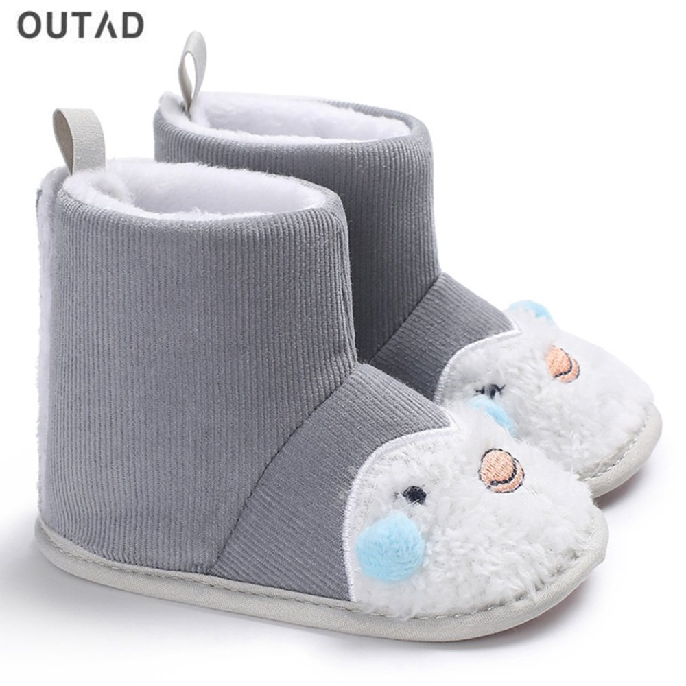 100% Brand New Winter Fashion Newborn Baby Coloful Stripe Wool Knitted  Toddler Shoes BootUSD 5.31-6.08 piece ade33d9ecbef