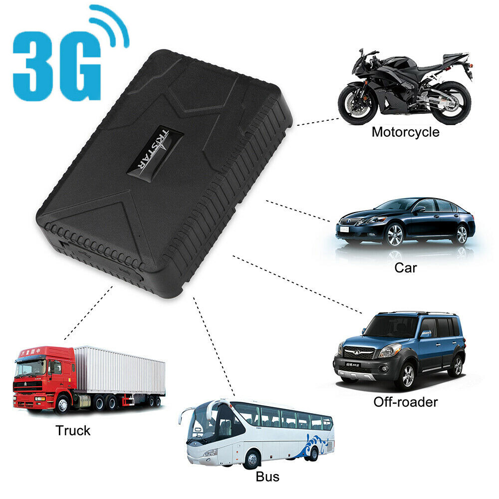 Imperméable à l'eau IP66 TK915 MiNi traqueur GPS moto GSM GPRS traqueur GPS 10000 mAh batterie forte plate-forme libre d'adsorption magnétique