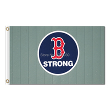 Strong Boston Red Sox Flag Fans Baseball Team Custom Banners Major League Baseball Flags Banner 3x5 Ft 90x150 Cm