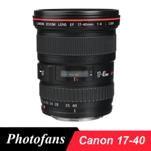 Canon 17 40 lenses EF 17 40mm f 4L USM Lens for Canon 650D 700D 760D