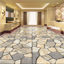 beibehang Large Custom Wallpaper Mural HD 3D Marble Tile Parquet Carpet Thicker Living Room photo wallpaper