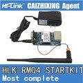 Frete grátis módulo wi fi Ethernet wi fi de série RS232 / RS485 módulo HLK-RM04 startkit. Quer boa qualidade. Por favor escolher eua