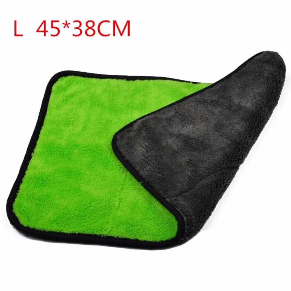 Thickened Super-absorbent Coral Cashmere Towels Car Care Wax Polishing  Detailing Towels Car Washing Drying Towel - us509 5945626907