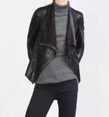 coats steffen jackets suede draped schraut jacket drapes pin pinterest