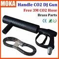 Этап Крио CO2 Blaster Пистолет CO2 Крио Blaster Ручной co2 dj Gun стадии эффект Jet Co2 машина Спецэффекты Ночь клуб