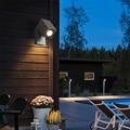 Настенный светильник Креативный светодиодный наружный водонепроницаемый внутренний двор простые Настенные светильники для улицы терраса...