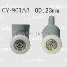 rollers for shower   OD :23mm shower room accessories  все цены