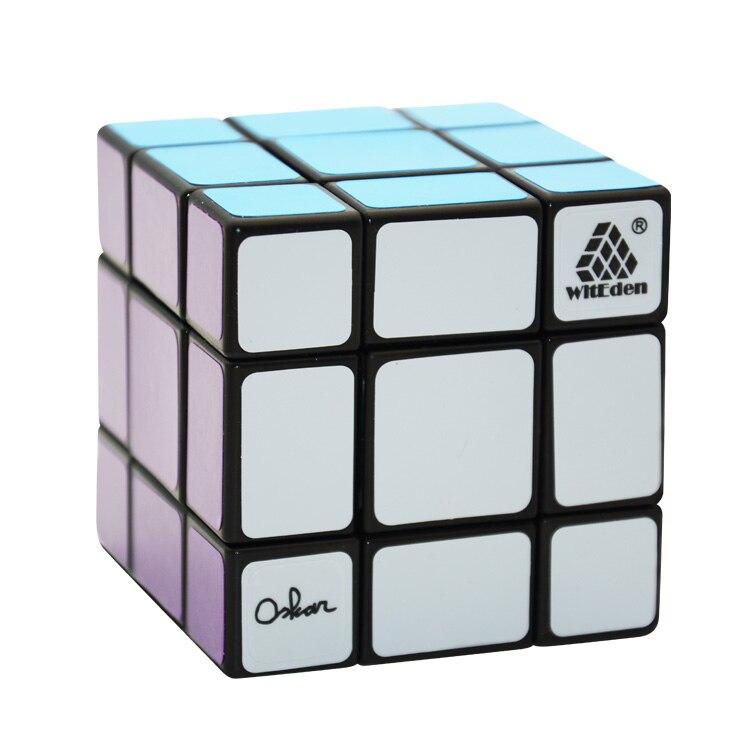 CubeStyle WitEden & Oskar 3x3x3 Mixup Cube(Official Version) WitEden Oskar 3x3x3 Mixup Cube Toys Magic Cube Puzzle Toys