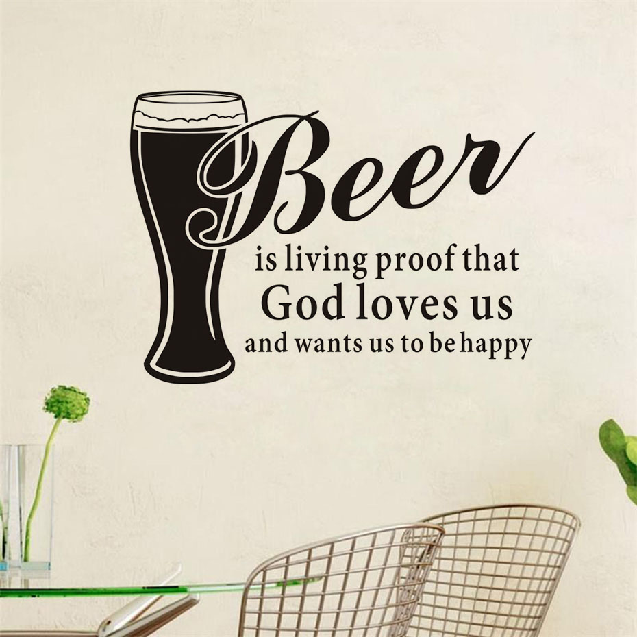Beer Is Living Proof That God Loves Us And Wants Us To Be Happy ...