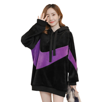 Maternity Sweatshirt Outwear Winter Pullovers Hoodies For Pregnant Women Pregnancy Clothes Female Clothing Casual Tops