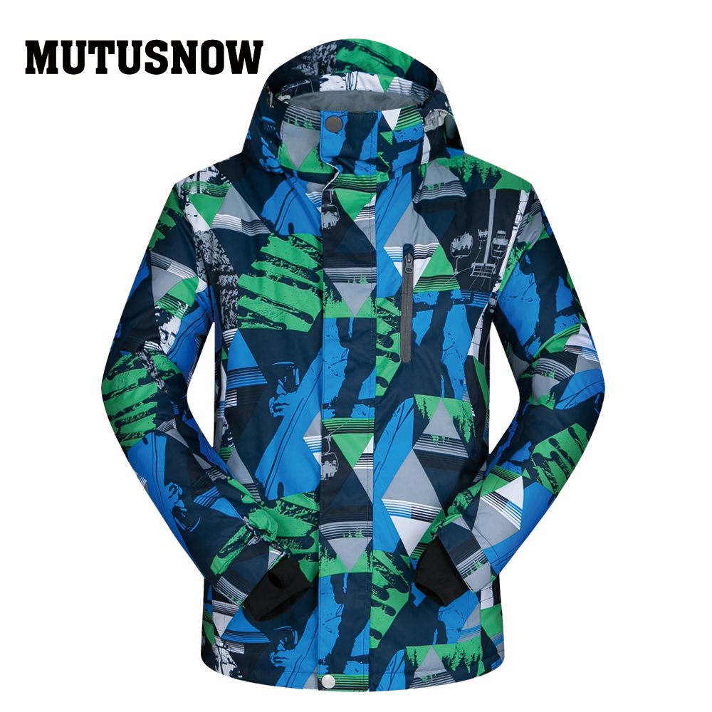 Ski Jackets Brands Outdoor Men Ski Jackets Windproof Waterproof Thermal Skiing Hooded Snow Coat Winter Snowboard jacket Mountain все цены