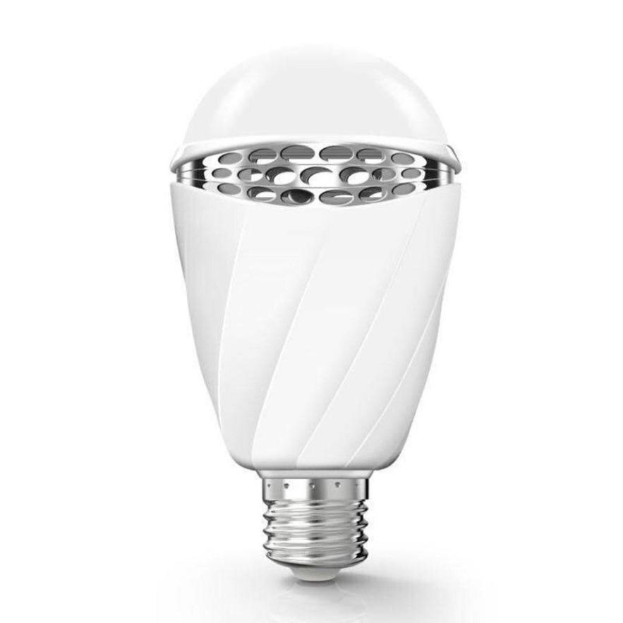 Binmer Accessories Parts Remote Control Voice Control E27 Smart LED Adjustable Dimmable Light Decorative Bulb dec21 keyshare dual bulb night vision led light kit for remote control drones