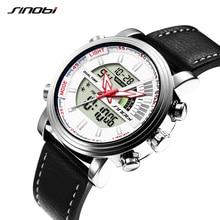 SINOBI New Arrival Man Sports Watches Quartz Wristwatches Digital Watch Mens Military Running Chronograph Male Clock relogio