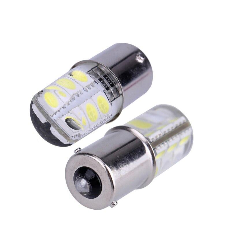 10PCS 1156 BA15S COB Led Car Light P21W 1156 5050 6 Smd Led Brake Stop Turn/Side Signal Light Bulb Fog Lamps12V Car Accessories 10pcs car 1156 ba15s t25 t20 canbus led 5050 26smd no error turn brake signal led light bulbs fd 4697