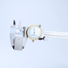 0.01mm Dial Vernier Caliper Shock-proof 0-150 millimetri In Acciaio Inox Quadrante Pinze 6