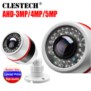 Image 1 - 1.7mm Super wide Angle Panorama CCTV AHD Camera 5MP 4MP 3MP 1080P SONYIMX326 Fisheye Lens 3D ball effect infrared Security Video