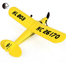 In Stock RC Plane HL-803 High Quality Foam Remote Control Plane 2CH RC