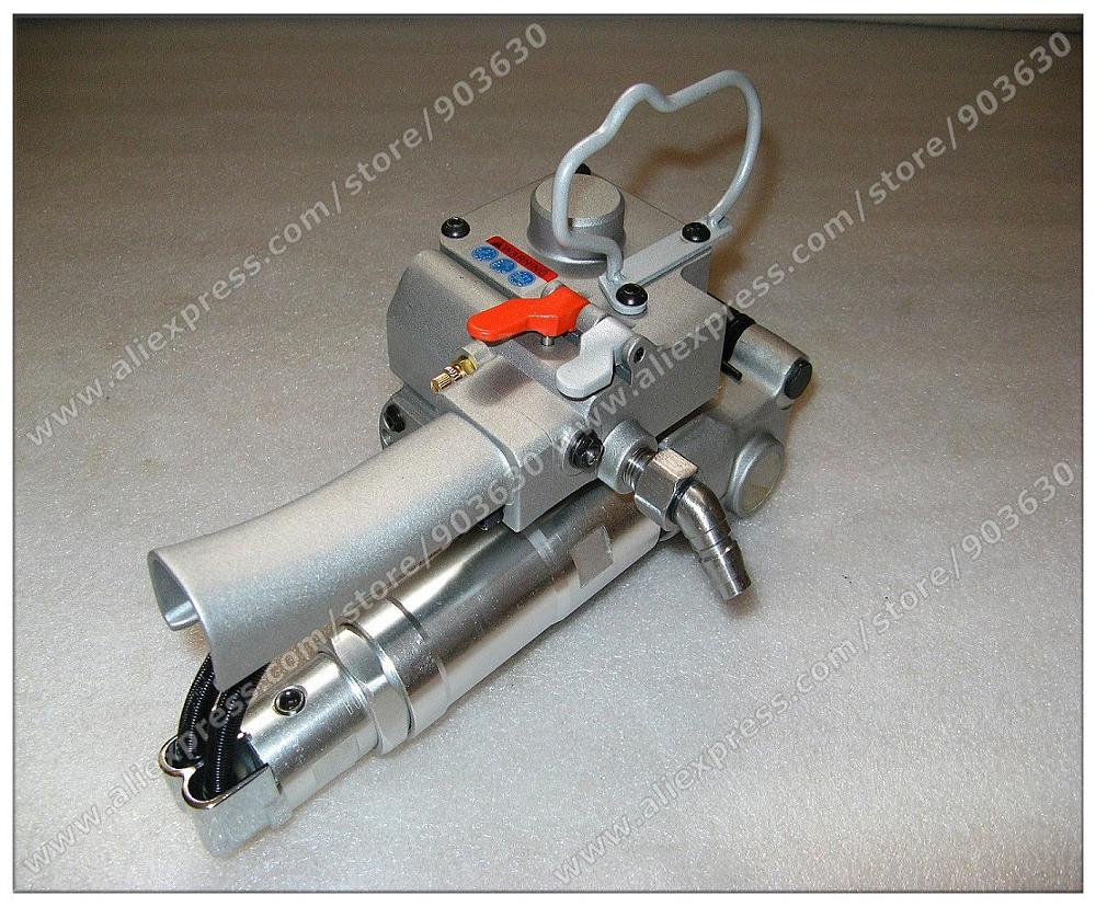 HandHeld XQD-19/25 - pneumaatiline rihmimisriist, pakkimisrihm PP - Elektrilised tööriistad - Foto 3