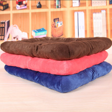 High Quality Soft Dog Bed Mat Kennel Pet Puppy Warm House Plush Cozy Nest Pad ATB-247