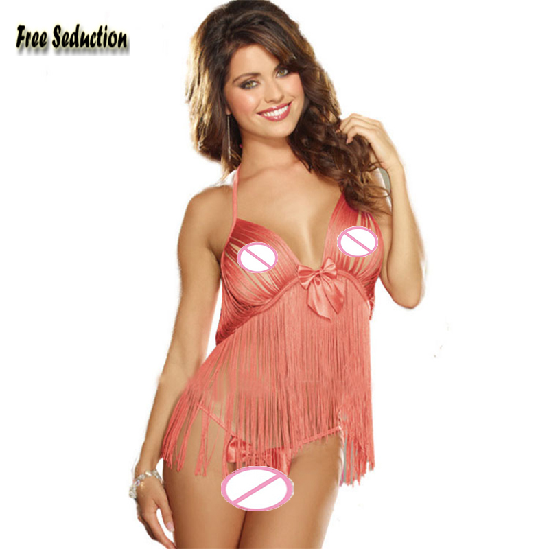Free Seduction Exotic Apparel Lingerie Sets Hot Sexy Lingerie Erotic Underwear Sexy Thong 2017 Sexy Clothing Sexual Products