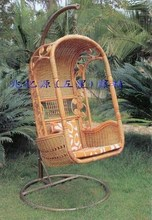 Factory direct rattan cane rocking chair recliner rattan baskets rattan hanging chair rattan swing