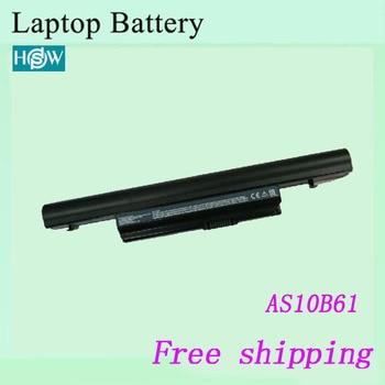 Batería del ordenador portátil para Acer Aspire 3820, 5745, 4553, 4553G 4625G 4625G AS10B73 AS10B75 AS10B7E AS10B5E AS10B61 AS10B6E AS10B71