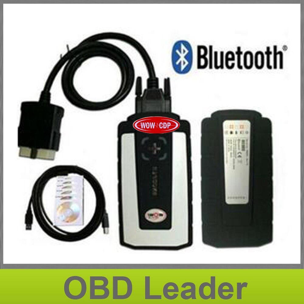 Цена за Лидер продаж v5.008r2 Keygen полные комплекты с Bluetooth VD Pro WOW snooper для легковых и грузовых автомобилей OBD2 БД сканирования