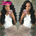 8A Unprocessed Indian Virgin Hair Body Wave 3 Bundles Virgin Indain Hair Weave Bundles Thick Indian Body Wave Human Hair bundles