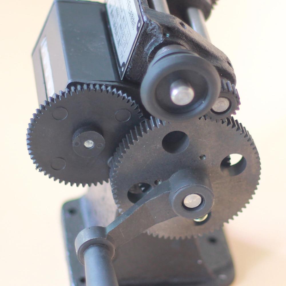 Bobinatrice manuale di conteggio della bobina della mano della doppia - Set di attrezzi - Fotografia 5