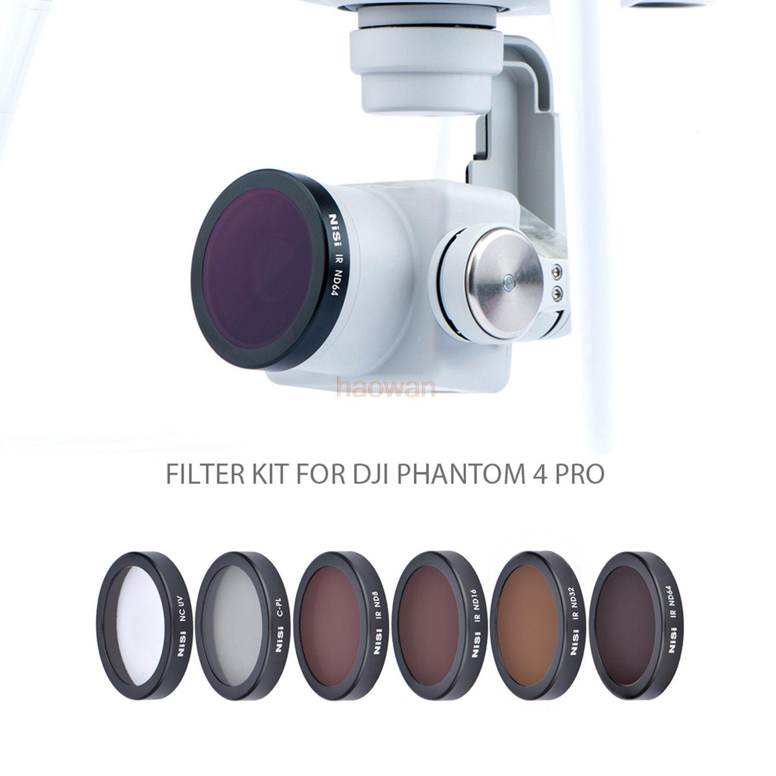cpl+mcuv+nd8+nd16+nd32+nd64 nd Lens Filter Protector for DJI Phantom 4 Pro camera wtianya cpl mcuv nd4 nd8 nd neutral density lens filter protector for dji phantom 3 phantom 4 camera