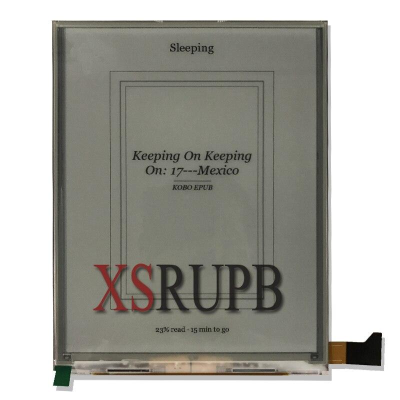 Nouveau Eink OPM080A1 LCD Écran pour texet TB-138 lecteurs ebook Écran lcd Livraison gratuite