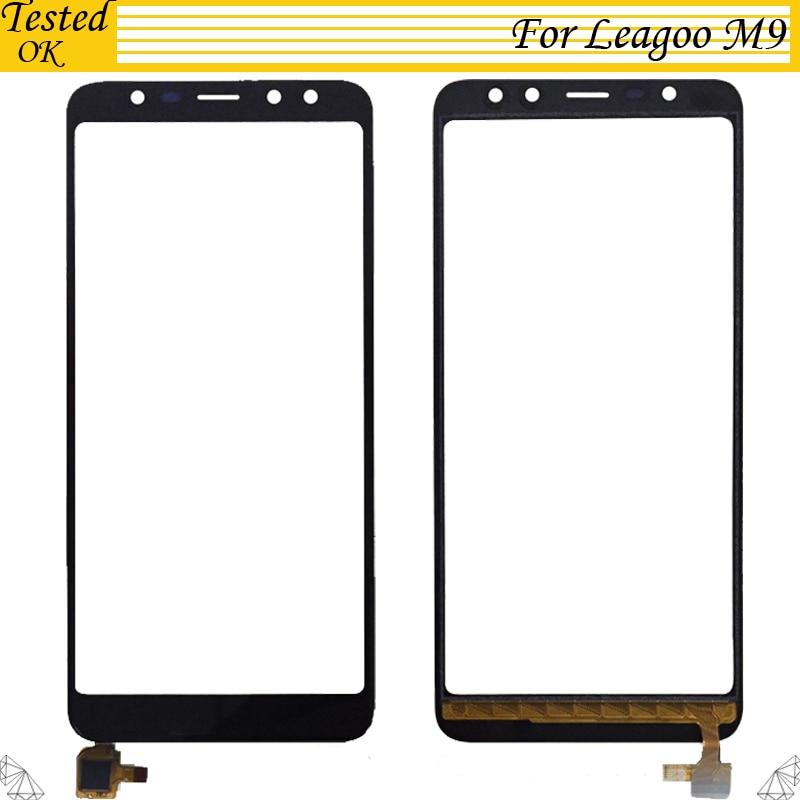 5.5'' Black Blue Color Touch Screen Digitizer Panel 100%