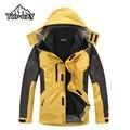 Winter 3in1 Windbreaker Trekking Jaqueta Masculina Outdoors Jacket Men Thermal Veste Homme Coat Waterproof Chaqueta Hombre