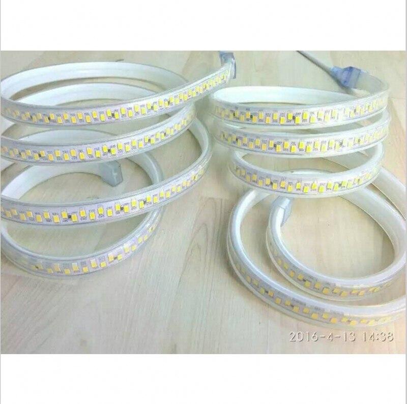 RAZEND 220V Led strip 5730 5630 180leds/m Waterproof Flexible Tape Light 20m 50m 100m Wholesale - 4