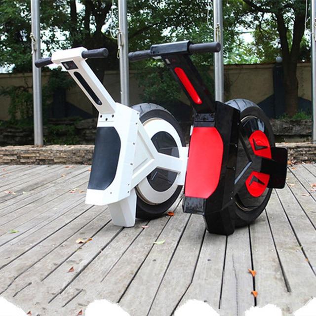 High Power Self Balance single wheel balance of car monociclo Electric Unicycle one wheel self balancing Electric Scooter