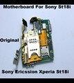 Desbloqueado 100% qualidade de mainboard original para sony-xperia ray st18i ericssion motherboard ue versão com chip de placa lógica
