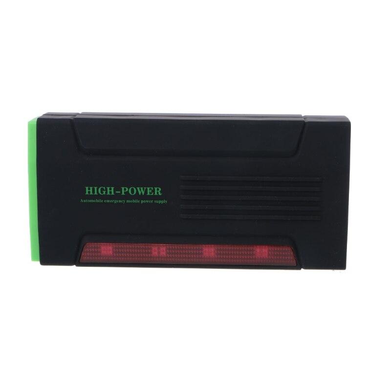 OOTDTY 68000 mAh chargeur de batterie Portable Mini voiture saut démarreur Booster batterie externe 12 V