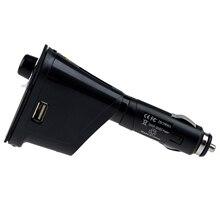 Wholesale5pcs * Kit Car Mp3 Reproductor Inalámbrico FM Del Modulador Del Transmisor Del USB Sd Mmc con Control Remoto