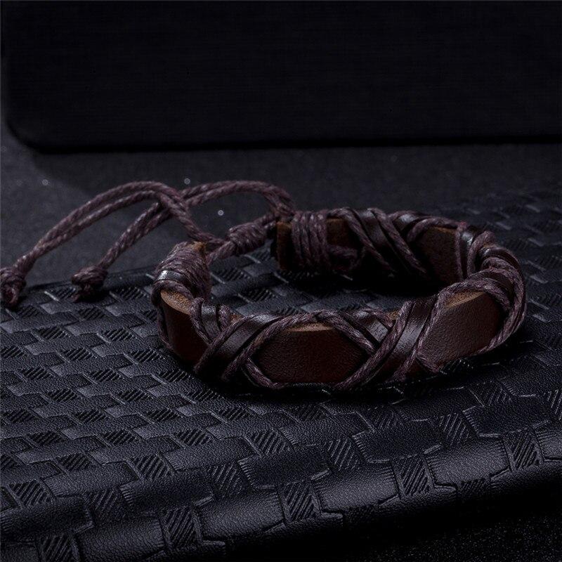 Bracelet cuir viking SH30 2