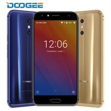 4 г Doogee BL5000 смартфон 5050 мАч двойной Камера 5.5 »FHD MTK6750T Octa Core 1.5 ГГц 4 ГБ + 64 ГБ Смартфон Android 7.0 LTE