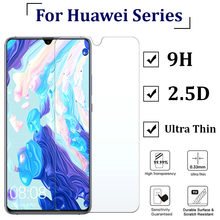 Tempered Glass For Huawei Mate20 Lite P10 P20 Lite Pro P Smart 2019 Cases Screen Protector For Honor 10 9 8 Lite Nova 3 3i Cover(China)