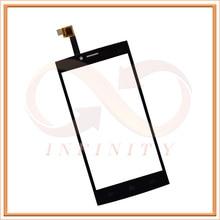 В наличии Новые 5 дюймов touch для THL T6C T6S Сенсорный экран стекла Digitizer Панель смартфон Замена
