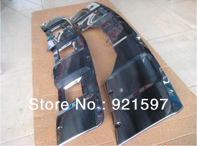 OEM stainless steel suitable used Mercedes GL450 X164 2006-2012 bumper board bar skid plate DHL,FedEx,EMS - Changzhou YiSiTong International Trading Co., Ltd. store