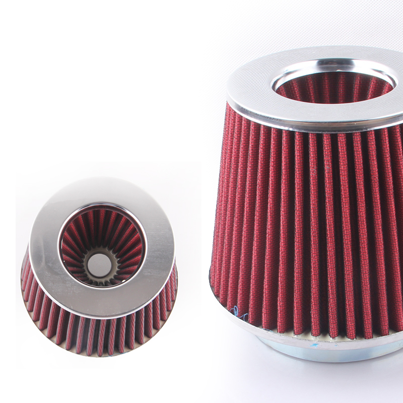 90mm Mushroom Head Washable Auto Air Filter 60/65/70/75/80/90 Mm