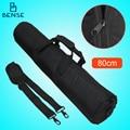 80cm Padded Strap Camera Tripod Carry Bag Case For Manfrotto Gitzo Velbon black