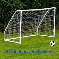 New 1 8M1 2M Football Soccer Goal Net Football Soccer Sport Training Practise Sports Tool High