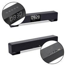 Jeebel Bluetooth Speaker TV Portable Wireless Computer Speakers FM Radio Subwoofer TV Home Theater Sound System Soundbar Coluna