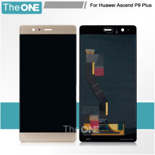 For Huawei P9 Plus LCD Display + Digitizer Touch Screen Assembly Replacement For Huawei P9+ 5.5 inch Smartphone Free Shipping