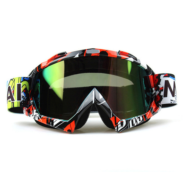 Nordson ao ar livre óculos de proteção da motocicleta ciclismo mx fora de estrada de esqui esporte atv bicicleta da sujeira óculos de corrida para a raposa motocross óculos google 3
