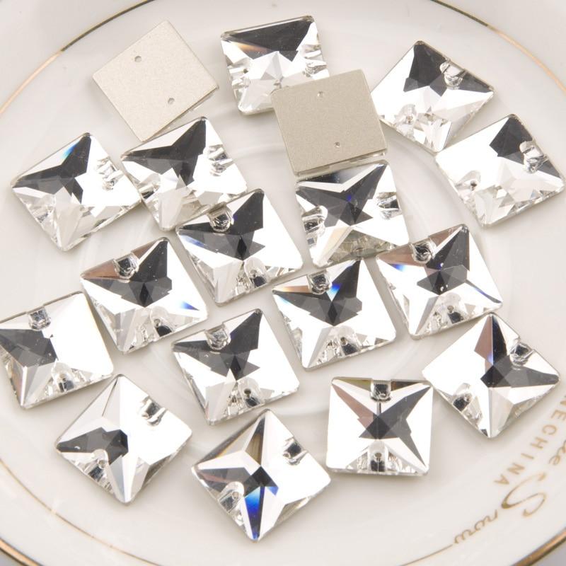 YANRUO 3270 Τρίγωνο Ράψιμο σε Rhinestones - Τέχνες, βιοτεχνίες και ράψιμο - Φωτογραφία 4